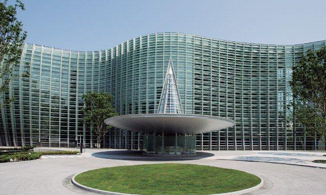 National Art Center Tokyo / 国立新美術館