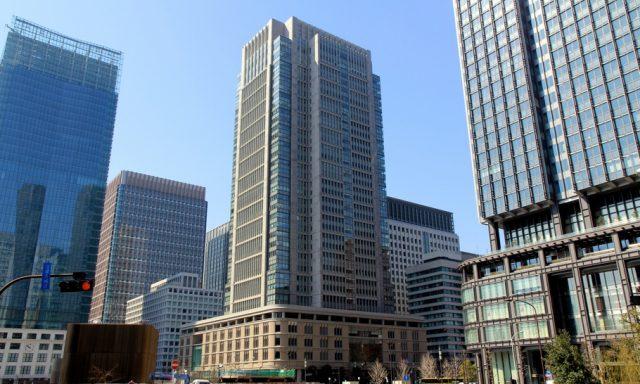 Marunouchi Building / 丸の内ビルディング