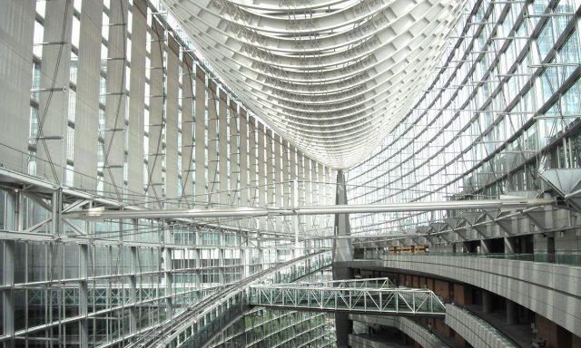 Tokyo International Forum / 東京国際フォーラム